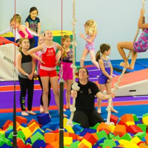 Louisville Gymnastics Schedule & Reviews | ActivityHero