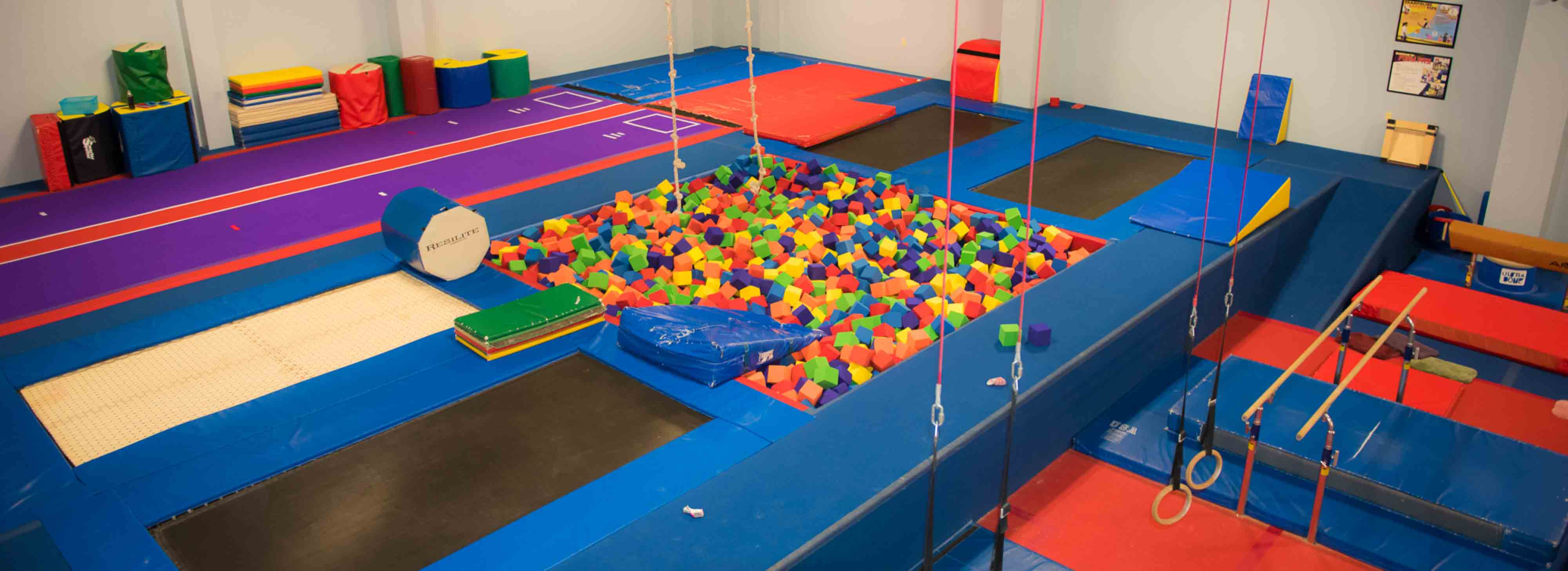 Picture of the Louisville Gym